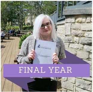 dissertation - university of winchester jenna lloyd BA undergraduate modern liberal arts